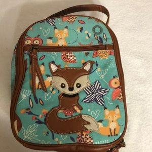 Handbags - Fox Lunch bag